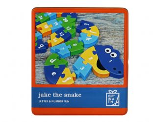 Jake the Snake - Letter & Number Fun